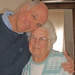 Alice D. Brindle age 91 & eldest son-Cropped